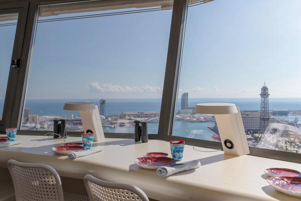 Sky-Restaurant-Barcelona